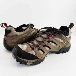 Merrell Mens J88621 Ventilator Hiking Shoes Sz 9.5
